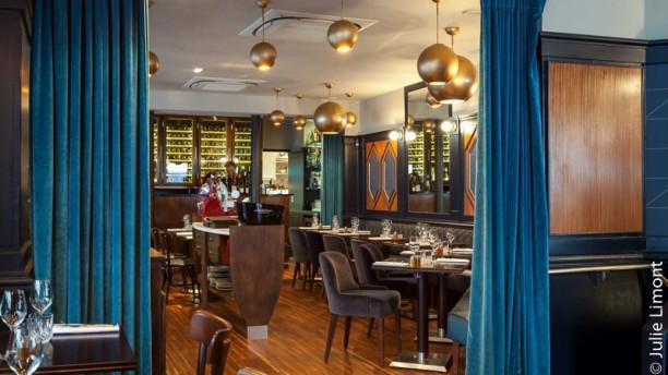 Restaurant Marloe Vue de la salle