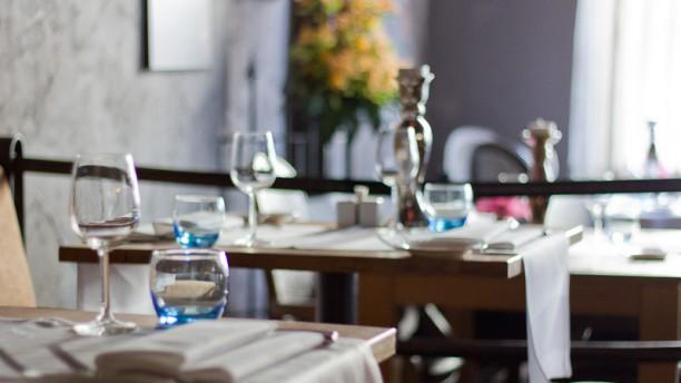 Restaurant Igesz Restaurantzaal