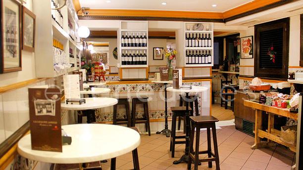Restaurante la casa del abuelo goya en madrid goya - La casa vieja del abuelo ...