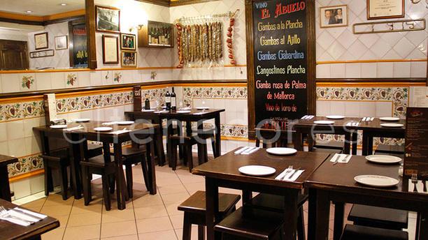 La casa del abuelo goya in madrid restaurant reviews - La casa vieja del abuelo ...