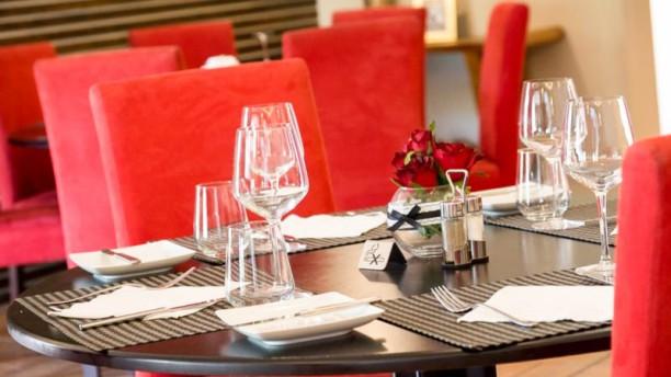 BellaRosa Detalhe de mesa
