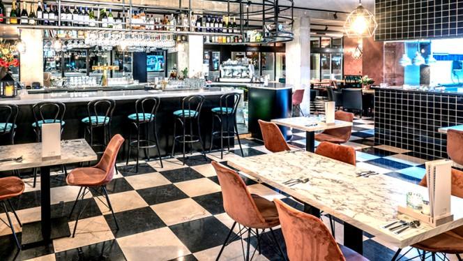 Restaurant - Kite Restaurant & Bar, Rotterdam