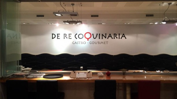 Re Coqvinaria Vista sala