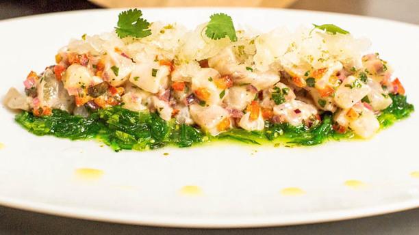 Pasión Mediterránea sugerencia del chef