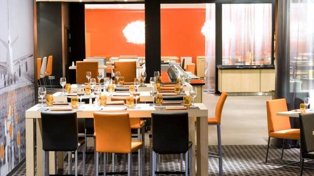 Hilton Paris Orly Airport - Le Café du Marché Vue salle