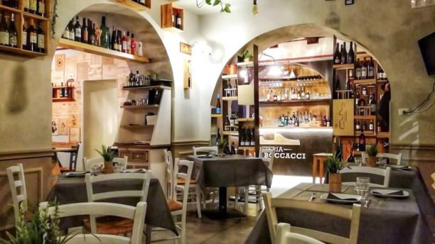 Vini e Boccacci Osteria Vista sala