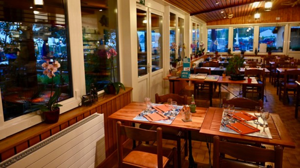 La Cambuse Salle du restaurant