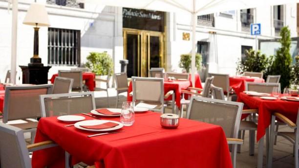 Antigua Embajada - Hotel Palacio San Martín Terraza vestida