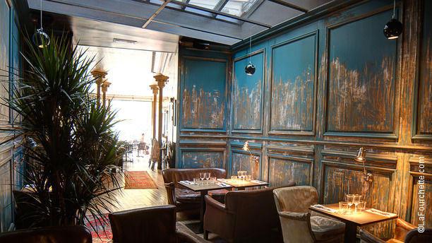 Marcel Restaurant Indien Paris