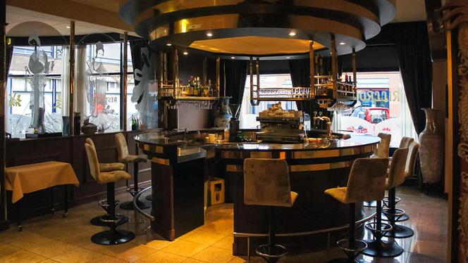 Ronde bar - De Lange Muur - Chinees, Zwolle