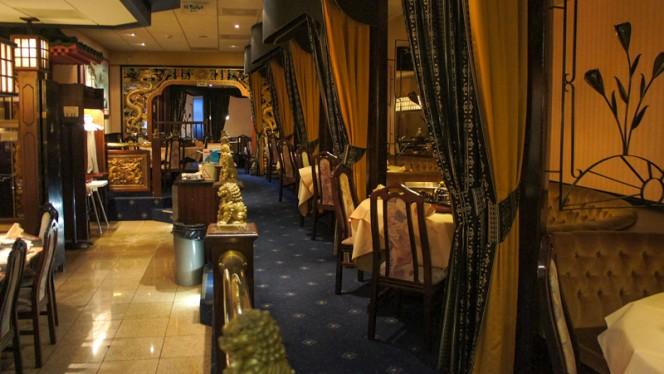 Ronde tafels - De Lange Muur - Chinees, Zwolle