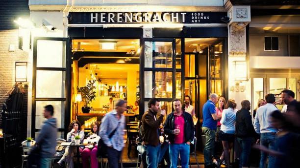 De Herengracht Ingang