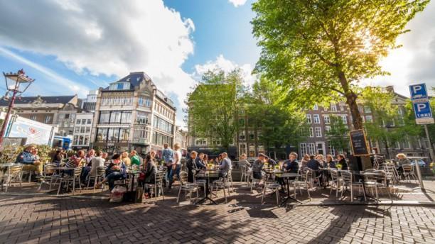 Herengracht Restaurant & Bar Terras