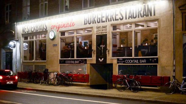 Vesterbro's Originale Burger Restaurant Entre