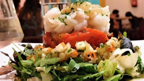 A Son de Mar Lavapiés Sugerencia del chef