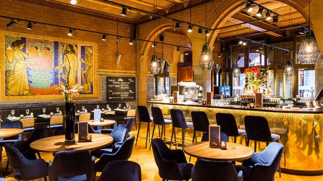 Restaurant - Bistro Berlage, Amsterdam