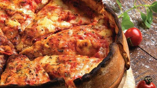 A Casa da Pizza Estufada - Morumbi Prato
