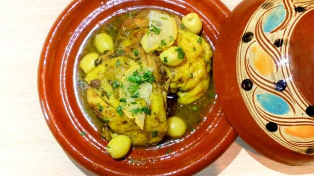 Très bonne cuisine et bon service. la sqala food sharing in ukkel