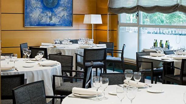 Restaurante NH Valencia Center Vista sala
