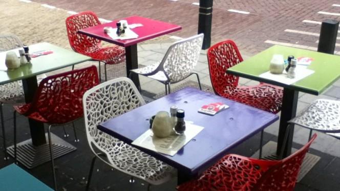 Terras - Parkcafé, Utrecht