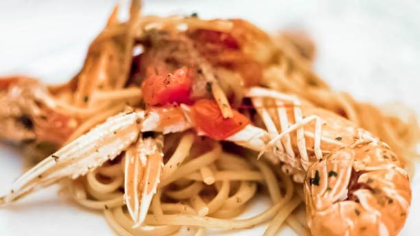 Nero di Seppia spaghetti
