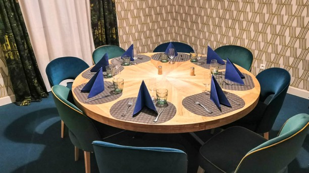Carpaccio Salle du restaurant