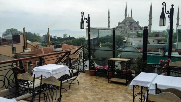 Şah Cafe & Bar Terrace