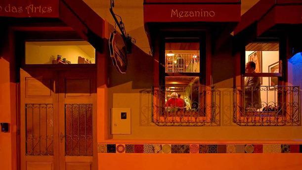 Mezanino das Artes rw Mezanino