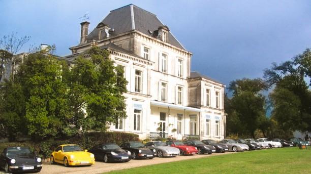 Domaine du Breuil façade