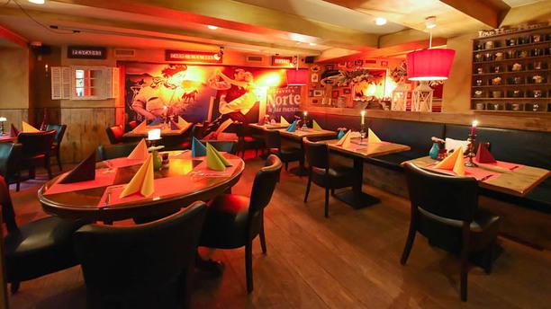 Brazza Het restaurant