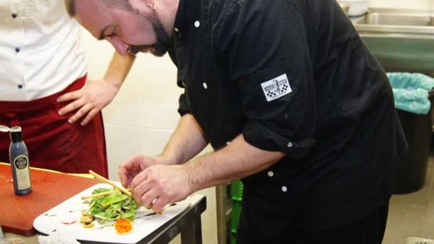 Grieks restaurant Irodios Specialiteit van de chef