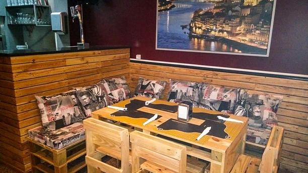 R2 Sala do restaurante
