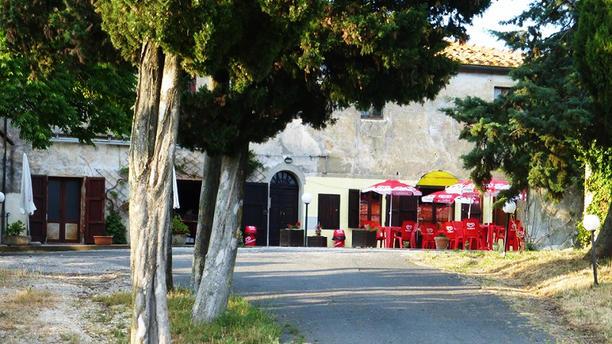 Risto-Pizza Margherita Terrazza e giardino
