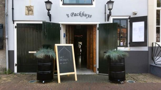 Het Packhuys Restaurant