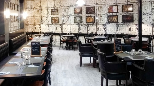 Au comptoir du temps restaurant 35 avenue corentin - Au comptoir des cotonniers ...