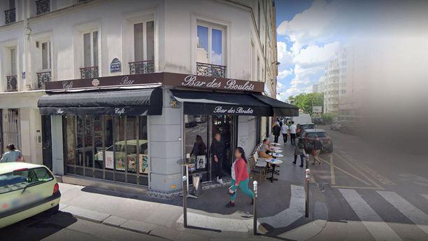 Bar des Boulets Extérieur