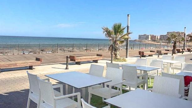 Vela Beach - Playa La Mata La terraza