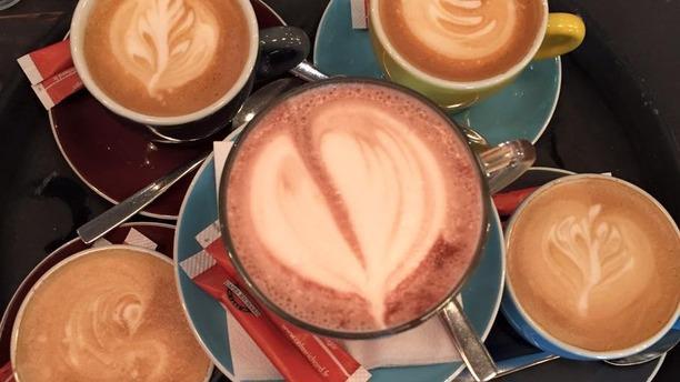 Le Lithographe Bistrot café