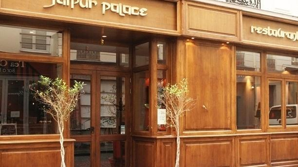 Jaipur palace in paris restaurant reviews menu and for F salon jaipur prices