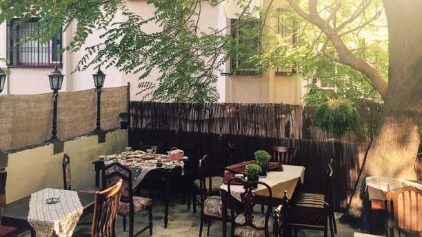 Kabak Cafe Terrasse