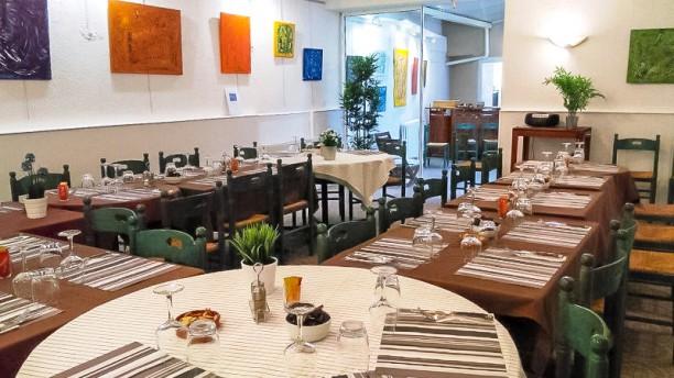 Bistrot du Cheval Blanc Salle du restaurant