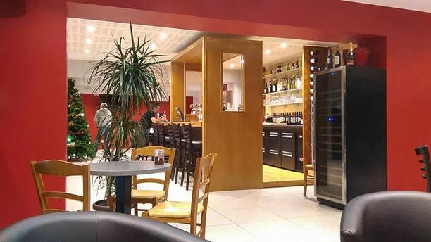 Le Sorillon Salle du restaurant