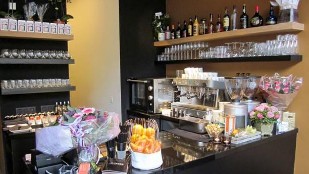 City Coffee Vue de la salle