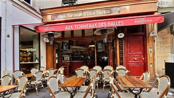 Aux tonneaux des halles in paris restaurant reviews menu and prices thefork - Lapeyre rue des halles ...