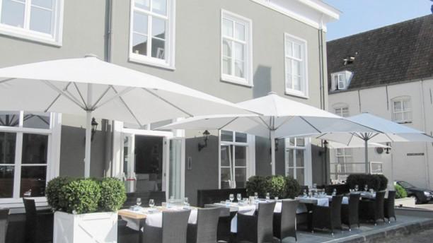 Restaurant en Kookstudio VaNDijK Ingang