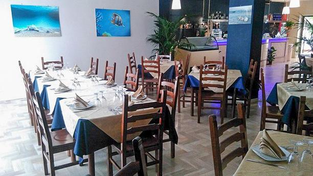 Grande Blu sala pranzo