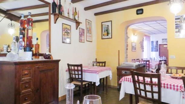 Trattoria al Portego Sala del ristorante