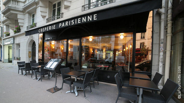 restaurant cr perie parisienne paris 14 me al sia. Black Bedroom Furniture Sets. Home Design Ideas