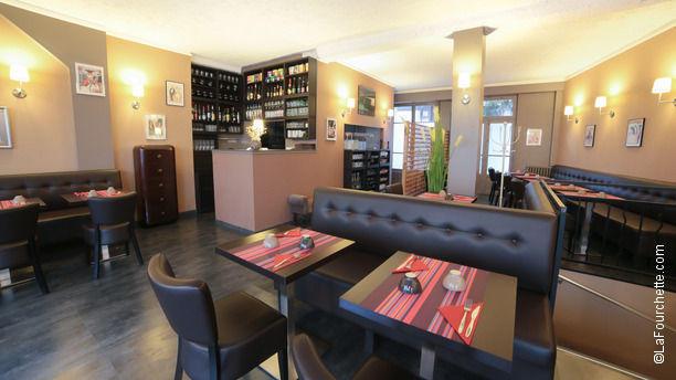 Crêperie Parisienne Salle du restaurant