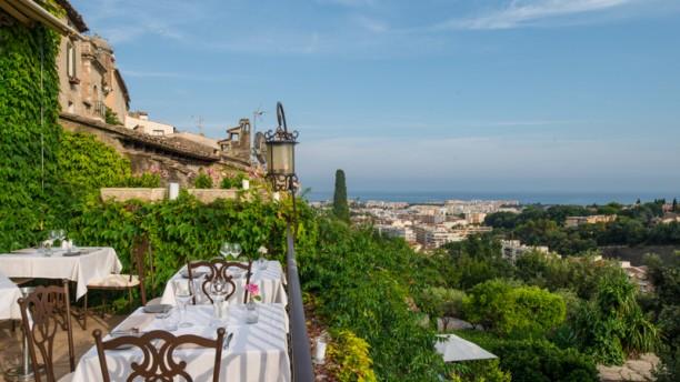 Restaurant Le Cagnard Cagnes Sur Mer